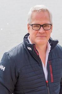 Helly Hansen CEO Paul Stoneham. Courtesy.