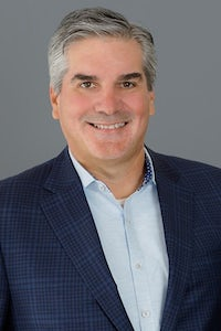 Tapestry Inc.'s new chief financial officer and head of strategy, Scott A. Roe. Courtesy.