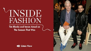 Tim Blanks and Imran Amed sit down to discuss fashion week. BoF.