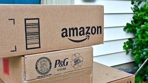 Amazon parcels | Source: Shutterstock