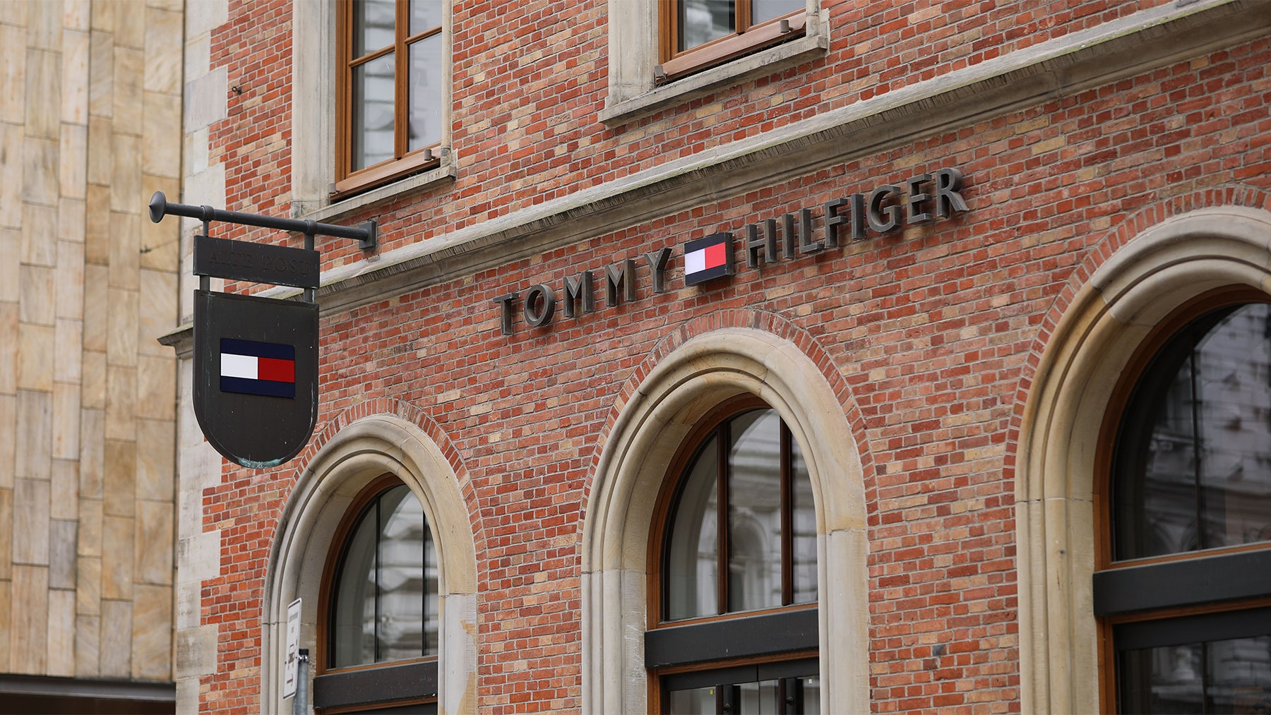 A Tommy Hilfiger store in Hamburg, Germany. Getty Images.