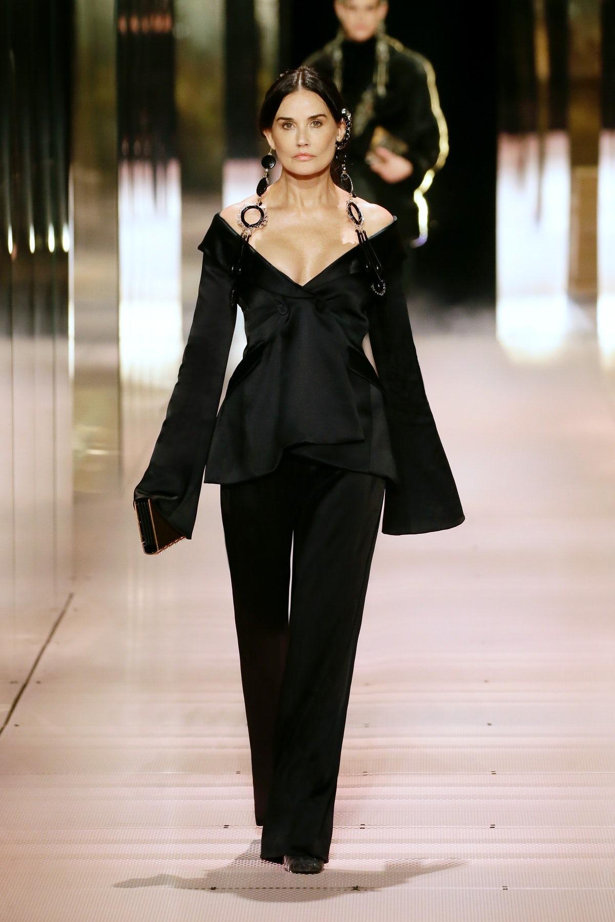 Fendi Haute Couture Spring/Summer 2021. Fendi.