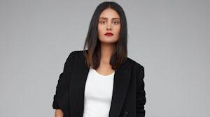 Megha Kapoor, Vogue India's new head of editorial content. Condé Nast.