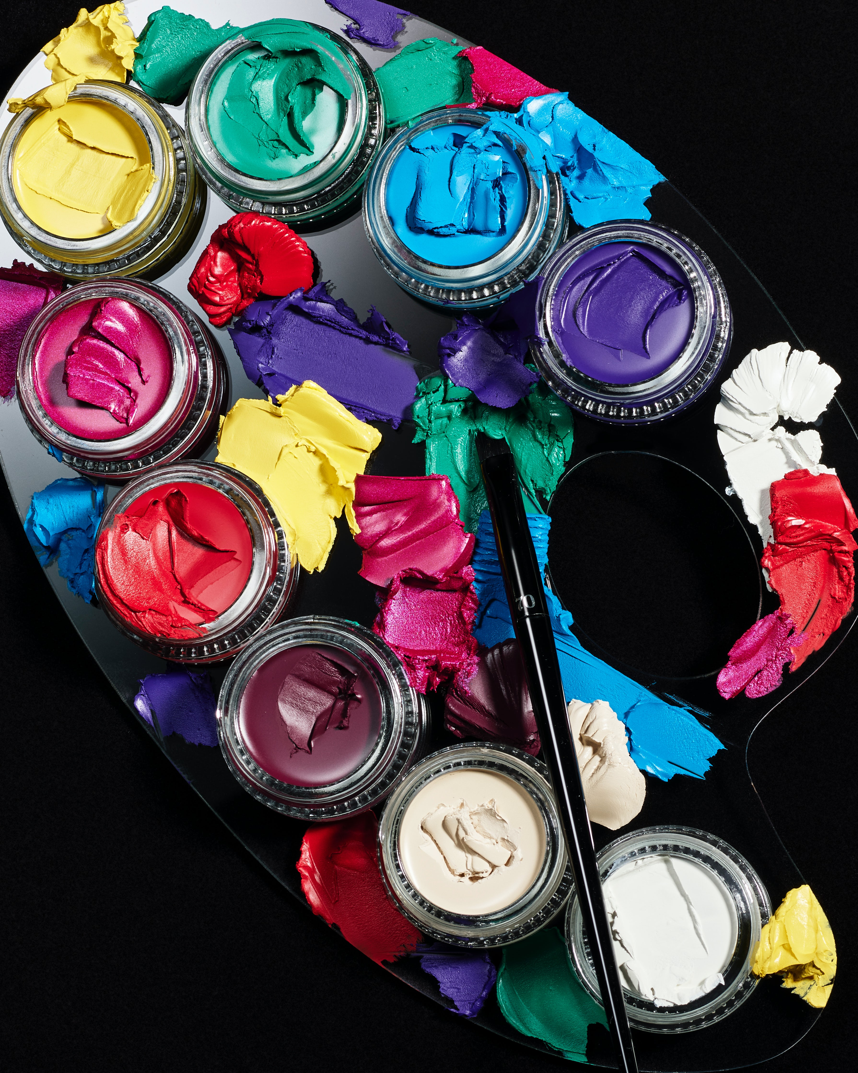 Kendo is betting bold colours and customers loyal to the full-face makeup look will revive KVD Beauty. Source: Courtesy