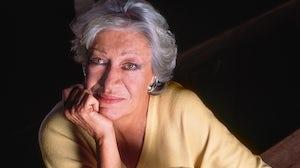 Elsa Peretti. Courtesy