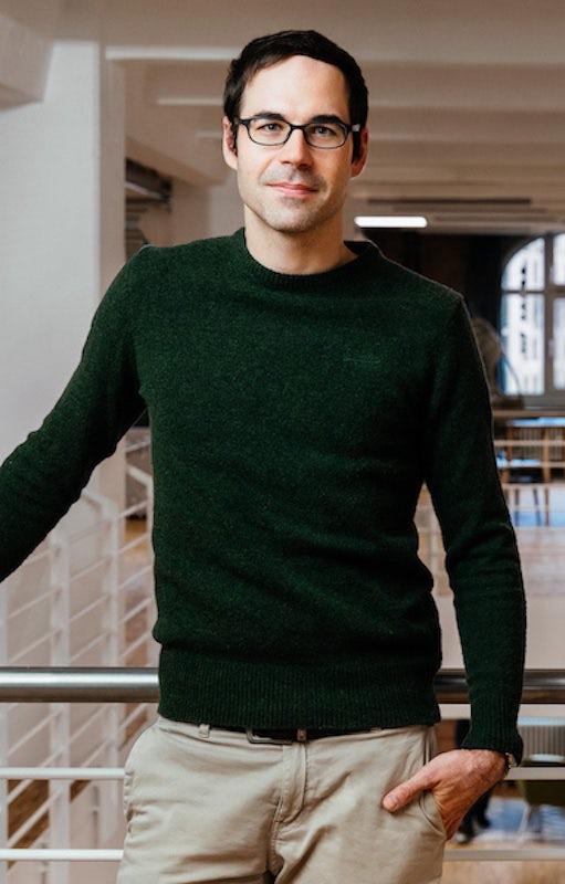 Andreas Antrup: Zalando SVP of advertising; ZMS managing director; podcast host.