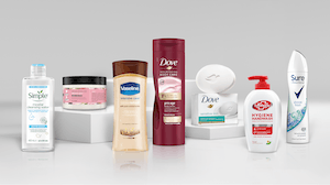 """Unilever's products will no longer feature the word """"normal,"""" nor will their accompanying ad campaigns. Courtesy."""