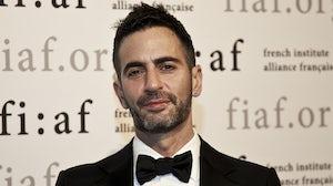 Marc Jacobs. Shutterstock.