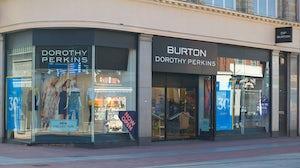 A Burton Dorothy Perkins store in Essex, UK | Source: Shutterstock