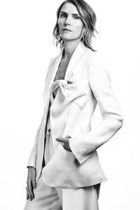 Eco-minded entrepreneur Gabriela Hearst is making her debut at the Richemont-owned fashion label Chloé. Michael Avedon.