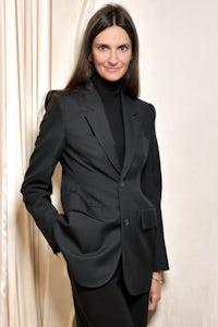 Balenciaga's chief marketing officer Ludivine Pont. Balenciaga.