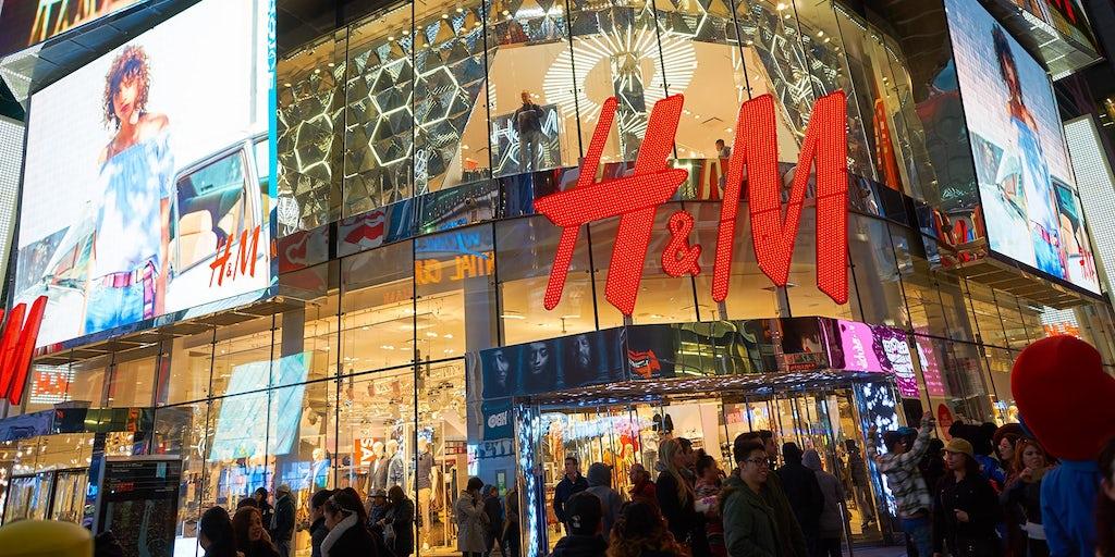H&M Pauses Placing New Orders in Myanmar