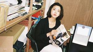 Han Song-in, i-D Korea's newly appointed editor. i-D.
