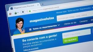 Magazine Luiza. Shutterstock