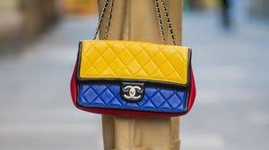 Chanel 2.55 bag. Getty Images.