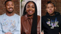"""Actor Michael B. Jordan, The Cut editor in chief Lindsay Peoples Wagner and musician Cordae appeared on """"Coach Conversations,"""" the brand's YouTube series, in an episode timed to Black History Month. Coach."""