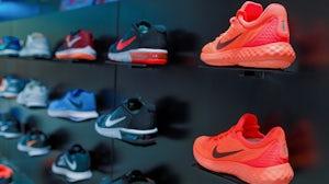 Nike store. Shutterstock.