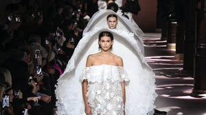 Givenchy Haute Couture Spring/Summer 2020 | Source: INDIGITAL.TV