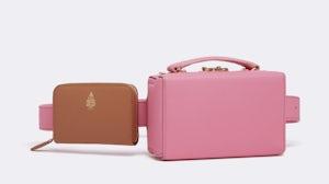 New Mark Cross belt Grace bag | Source: courtesy