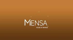 The Mensa Brands logo. Mensa Brands