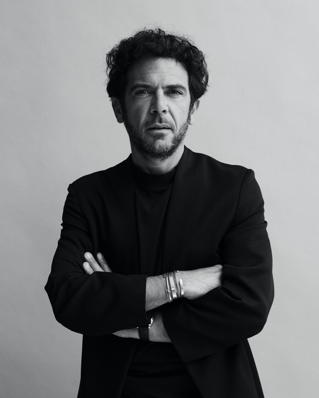 Kenzo\'s new CEO Sylvain Blanc. LVMH.