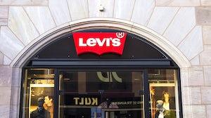 A Levi's store in Germany. Shutterstock.