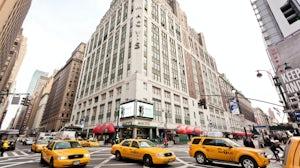 曼哈顿,纽约市。Shutterstock。
