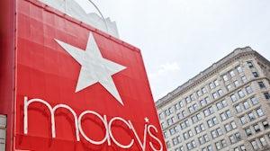 Macy's store in New York. Shutterstock.