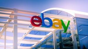EBay's headquarters in San Jose, California. Shutterstock.