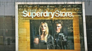 Superdry store. Shutterstock.