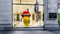 A Rolling Stones pop-up at the Corner Shop at Selfridges in London | Source: Courtesy