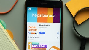 Turkish e-tailer Hepsiburada. Shutterstock.