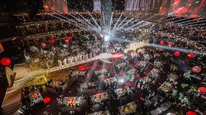The Fashion Awards will return to the Royal Albert Hall in London after it took place digitally last year. Getty Images.