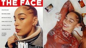 The Face. Courtesy.