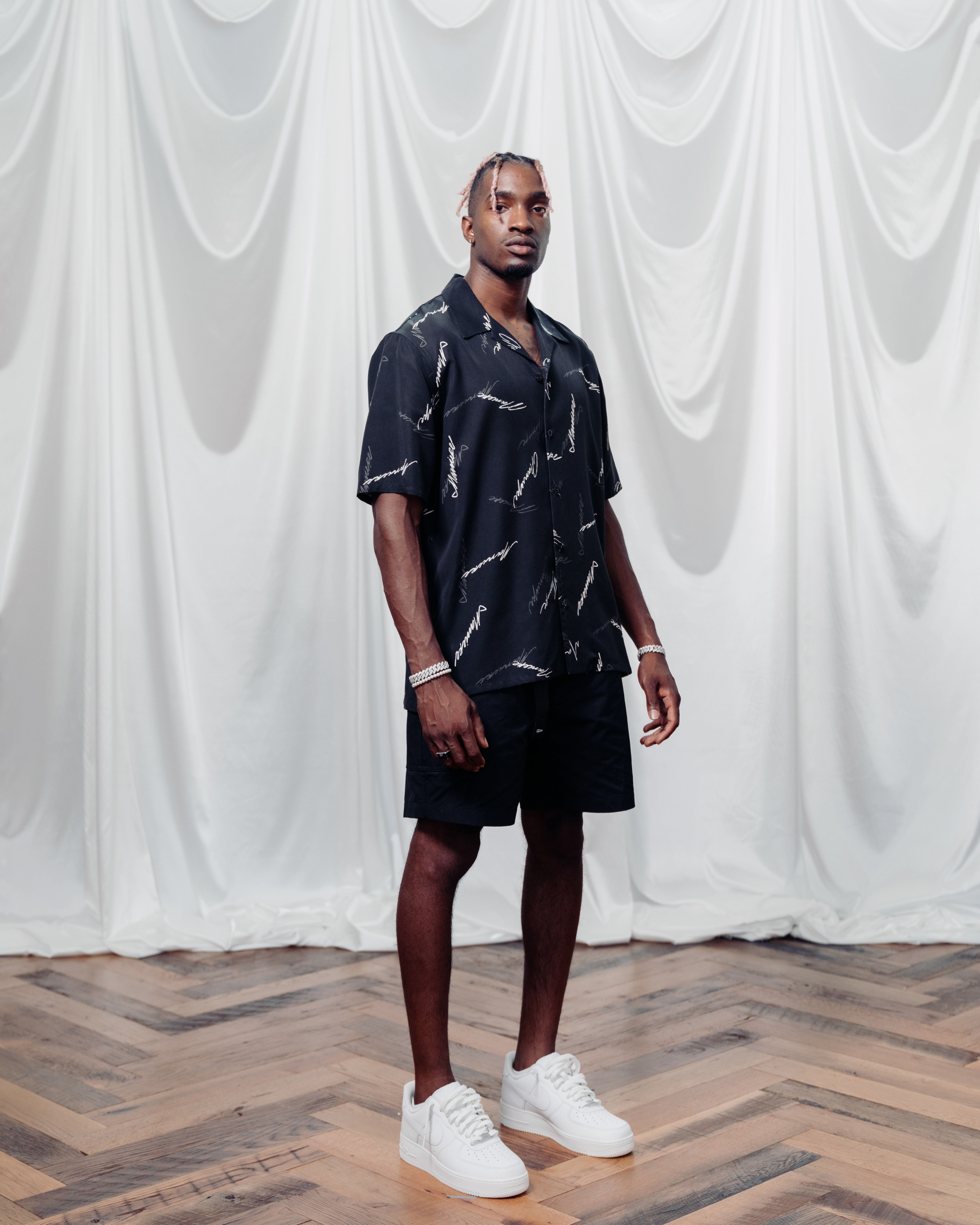 A Ma Maniére\'s apparel assortment was designed and produced in-house in Los Angeles. Courtesy.