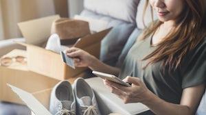 E-commerce marketplace delivery. Shutterstock.