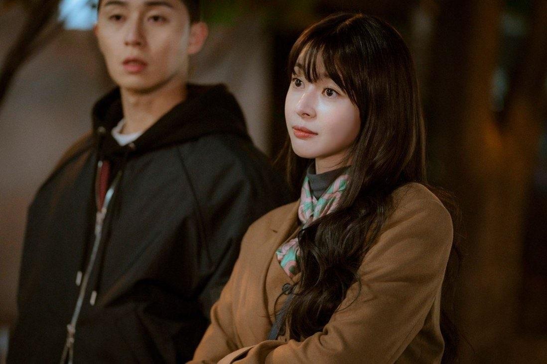 Itaewon Class stars Park Seo-joon and Kwon Nara.