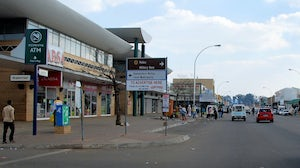 Zeerust is a transit town between South Africa and Botswana. Photo by Ossewa, via Wikimedia Commons
