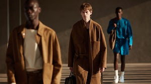 Ermenegildo Zegna is set to go public by combining with a New York-listed special purpose acquisition company (SPAC) in a deal that values the Italian luxury company at $3.2 billion. Courtesy.