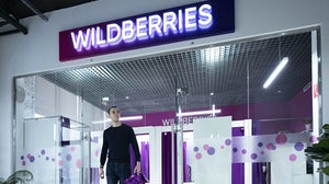 A Wildberries pick-up point in Russia. Wildberries.