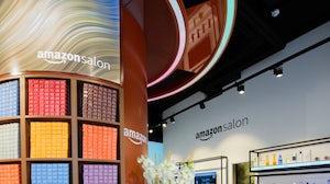 Amazon Salon in London. Amazon