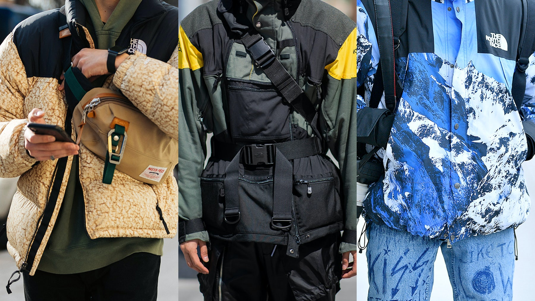 Gorpcore has already taken over mainstream fashion, raising questions over its future growth potential. Getty Images