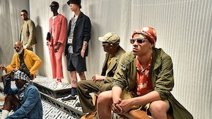 YMC London Collections Men SS17. Getty Images.