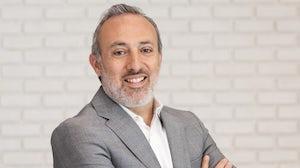 Alhokair CEO, Marwan Moukarzel. Fawaz Abdul Aziz Alhokair Co.
