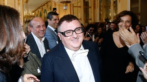 Alber Elbaz. Getty Images.