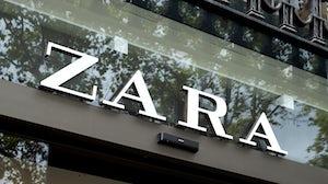 Zara store, Barcelona. Shutterstock.