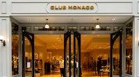 Club Monaco store. Shutterstock.