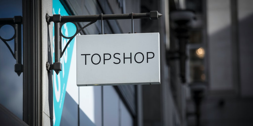Topshop-Owner Arcadia Group Enters Administration