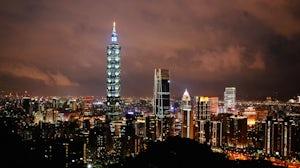 Taipei, Taiwan. Louis Cheng via Unsplash.
