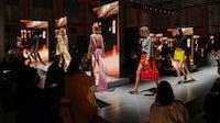 Spring/Summer 2022 looks from Prada. Courtesy.